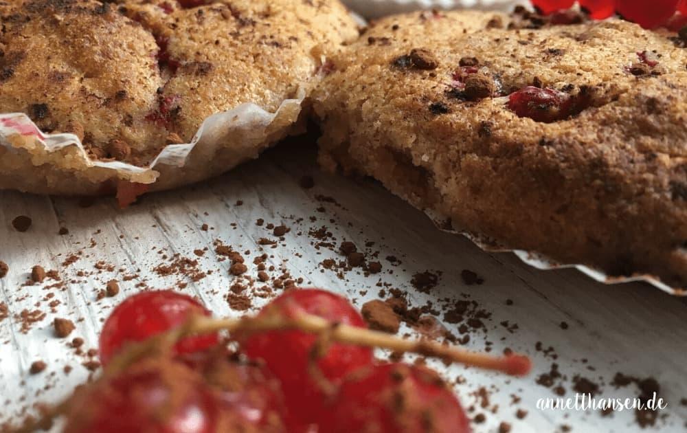 Johannesbeer-Muffins von Annett Hansen