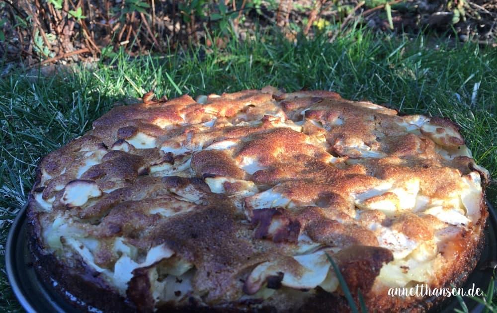 Mamas Apfelkuchen von Annett Hansen