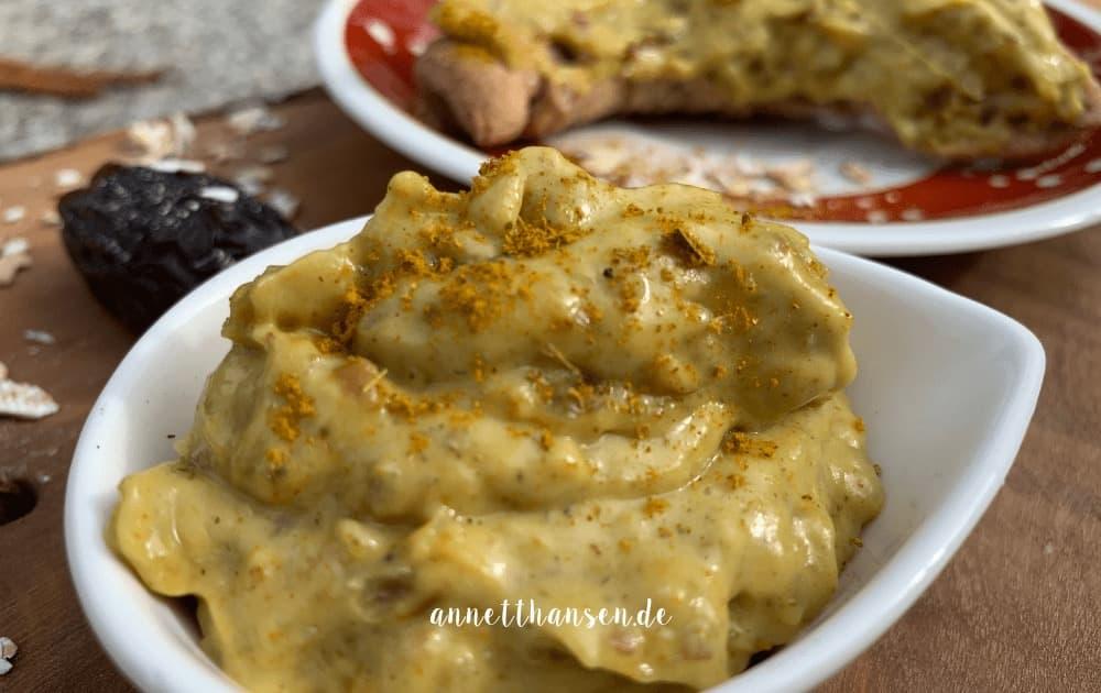 Dattel Curry Aufstrich by Annett Hansen