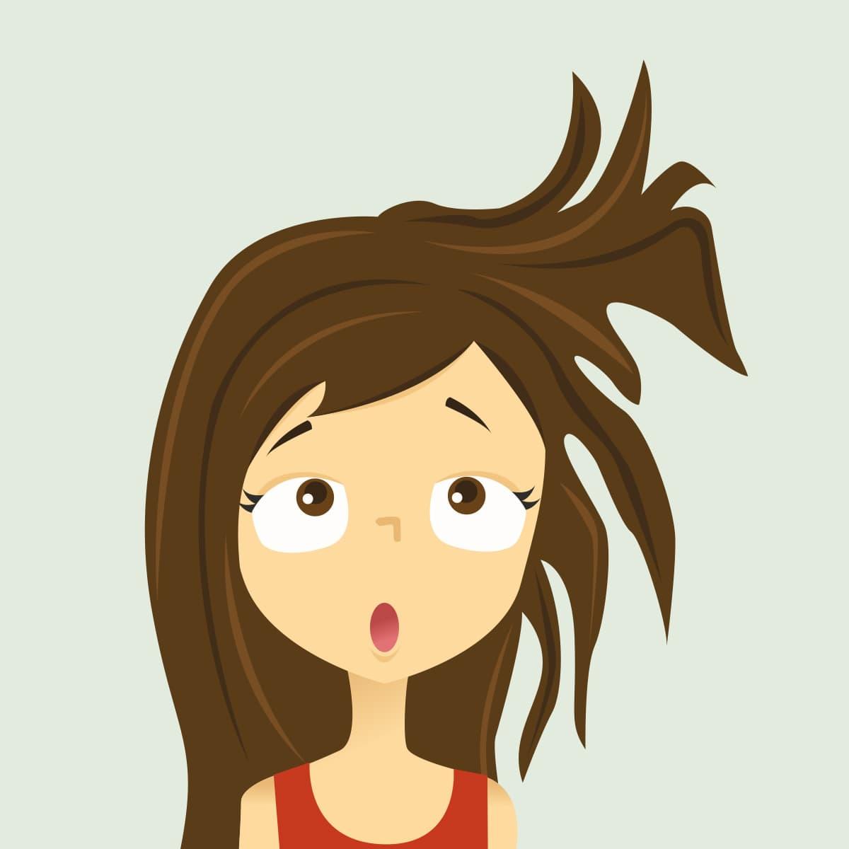 Haarklein - Das Geheimnis natürlich schöner Haare