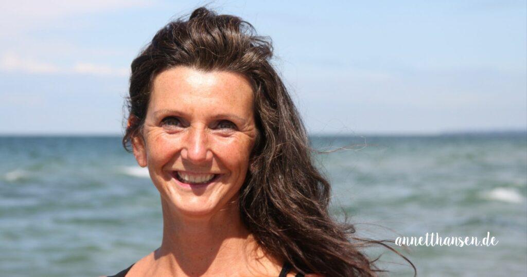 Gesundheitsexpertin Annett HAnsen