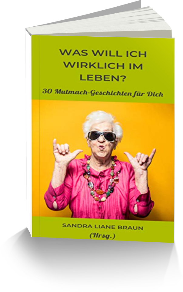 was will ich wirklich im Leben Co Autorin Annett Hansen