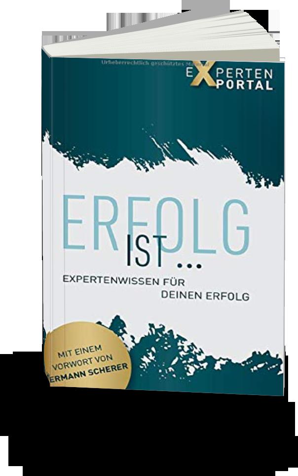 Buch Erfolg ist Coaautorin Annett Hansen Gesundheitsexpertin