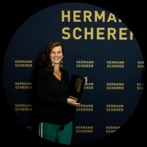 Annett Hansen Gesundheitsexpertin Excellence-Award Gewinnerin