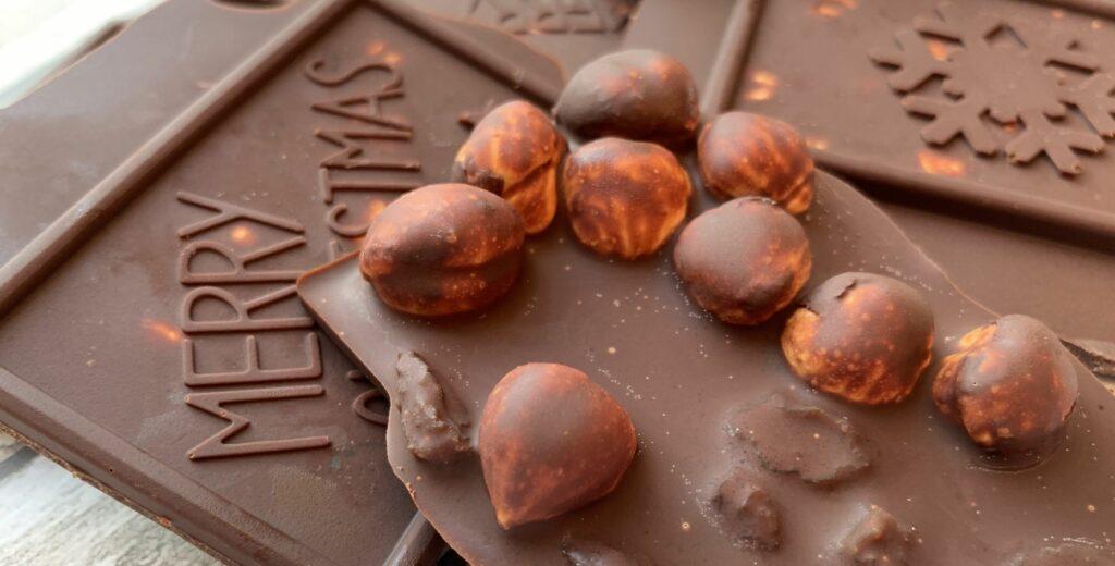 Haselnuss Schokolade Gesundheitsexpertin Annett Hansen